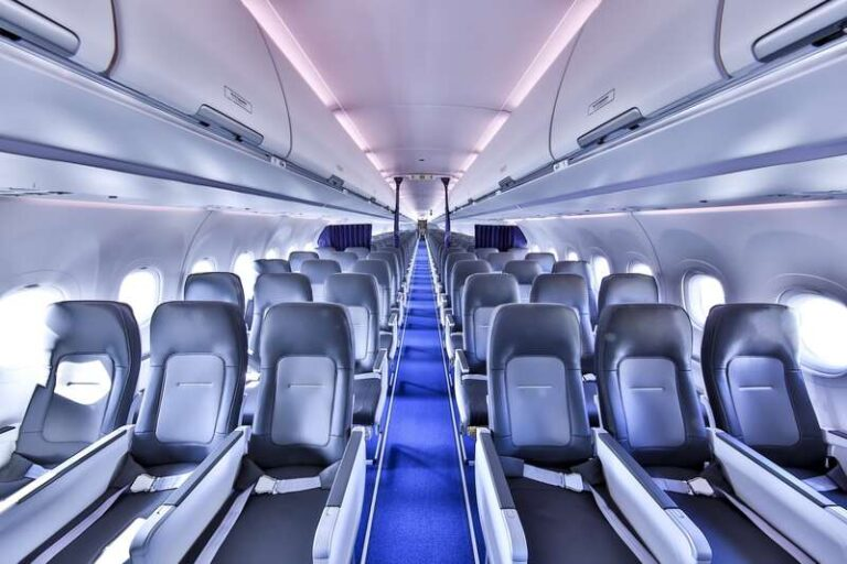 New Airbus Single-Aisle Airspace cabin adds comfort to Lufthansa flights