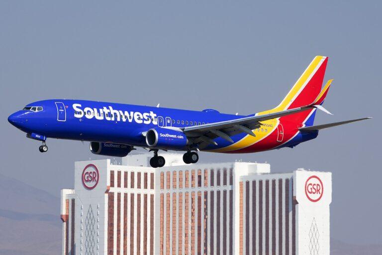 San José to Reno-Tahoe flights on Southwest Airlines restart