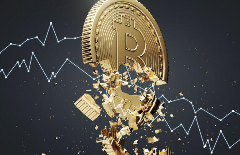 El Salvador adopts Bitcoin as its legal currency, Bitcoin crashes
