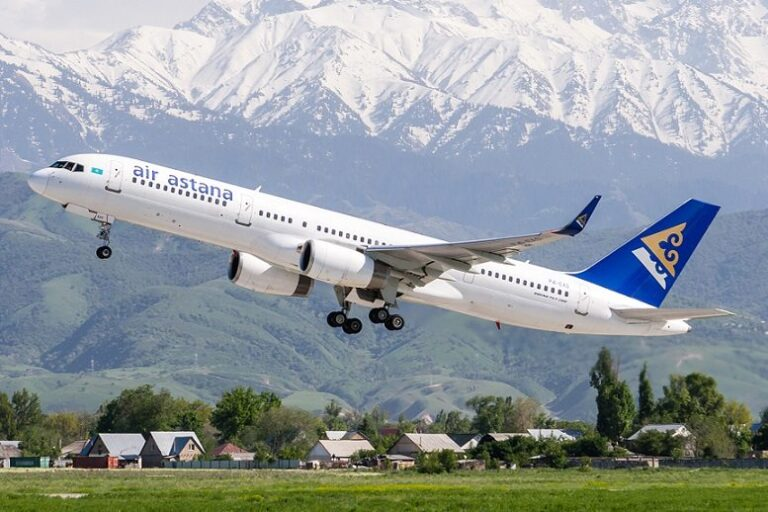 More flights to London, Kyiv and Istanbul on Air Astana now