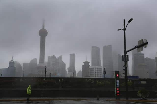 All flights canceled, ports closed as Shanghai braces for Typhoon Chanthu
