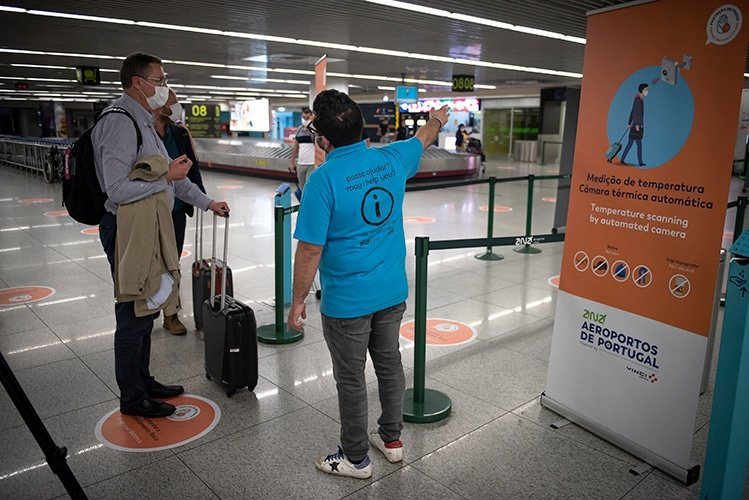 Portugal remains open to US travelers despite EU advisory