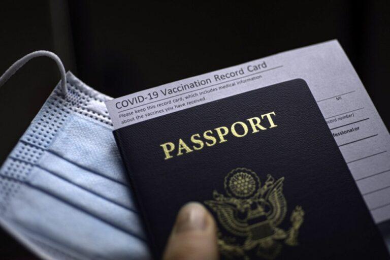 65% of US airline passengers support vaccine passports