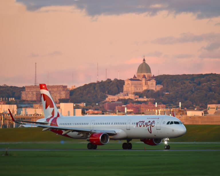 Toronto to Las Vegas, Orlando, Tampa and Cancun on Air Canada Rouge now
