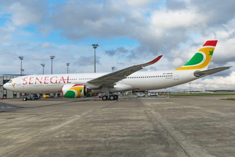 Dakar to New York City and Washington on Air Senegal now