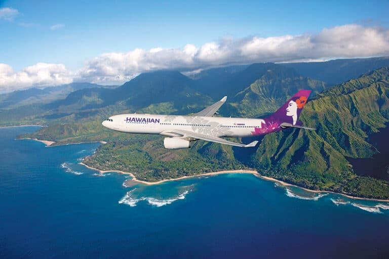 Flights from Hawaii to American Samoa on Hawaiian Airlines now