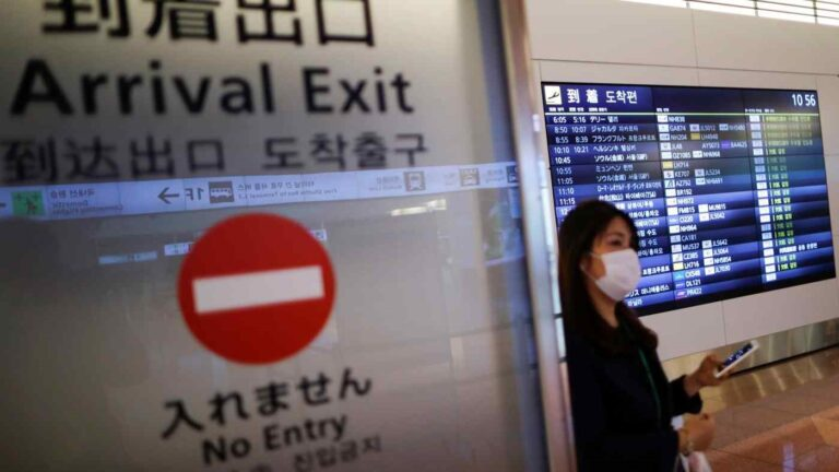 Japan to ease entry restrictions for vaccinated travelers