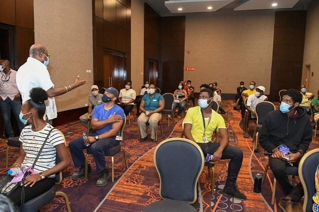 Over 2,000 Jamaica tourism workers vaccinated in first 3 days of vaccination drive
