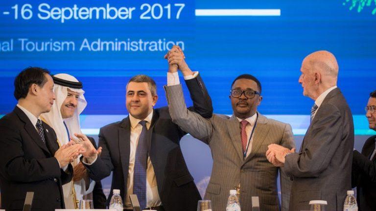 Why the UNWTO Secretary-General Zurab Polokashvili was never properly elected?