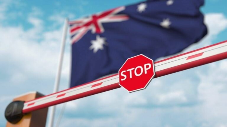 Australia will reopen its border to fully vaccinated travelers